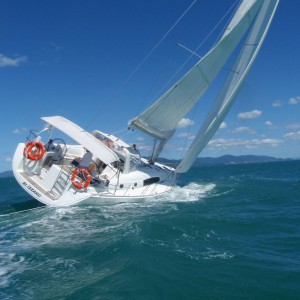 blizzard yacht whitsundays sea side