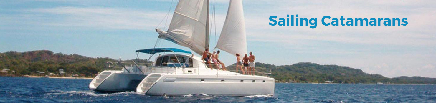whitsunday sailing catamarans