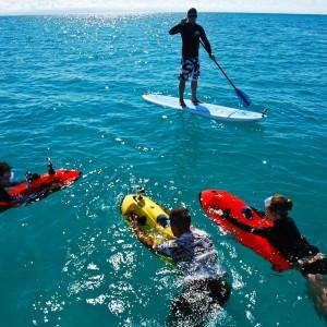 Aroona boat activities