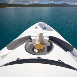 Yacht charters whitsundays upperdeck