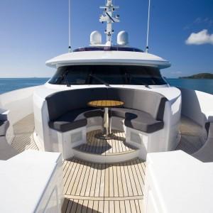 Yacht charters whitsundays fordeck inside