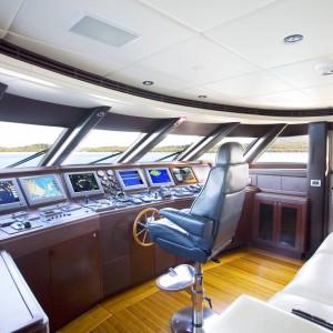 Yacht charters whitsundays wheelhouse day