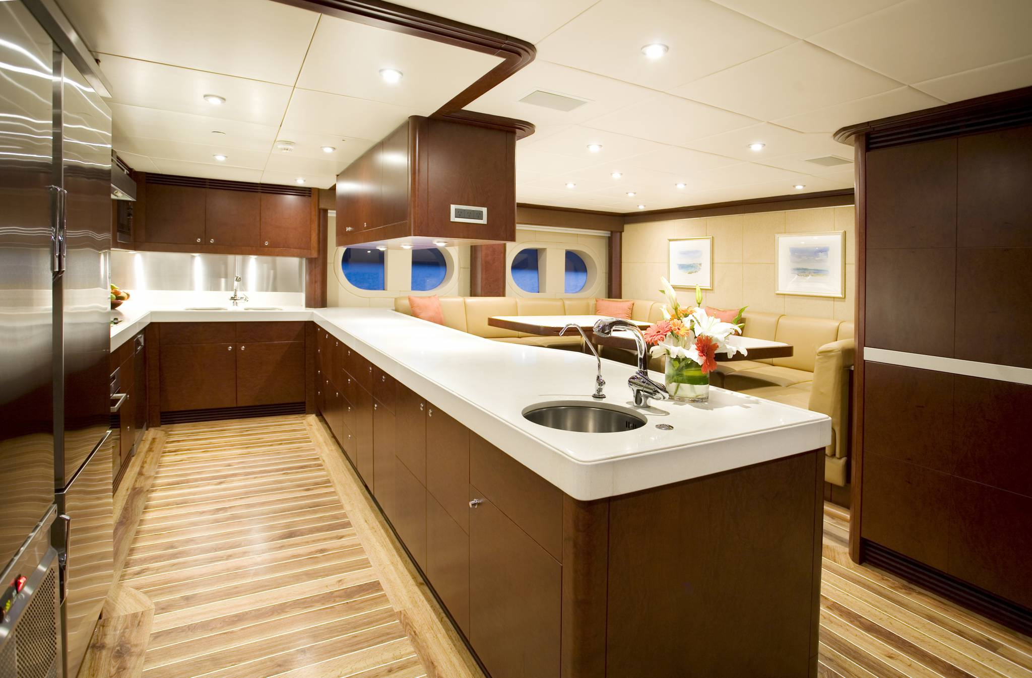 Yacht Charters Whitsundays Galley