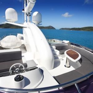 Yacht charters whitsundays DE111 SPA