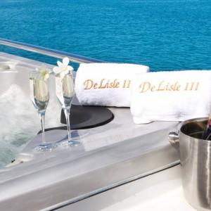 Yacht charters whitsundays DeLisle III