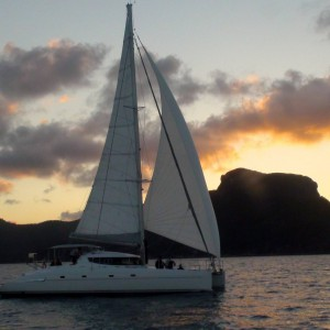 yacht charters whitsundays seaside