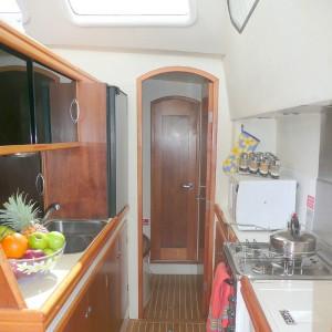 Venturer 38 catamaran divocean