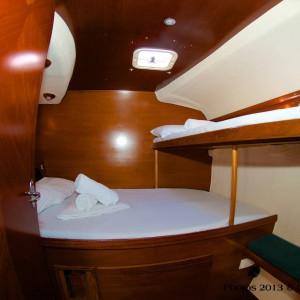 yacht charters whitsundays cabin