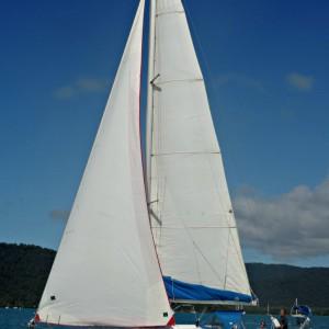 Jeanneau 36 sailing yacht jasambri sailing 1
