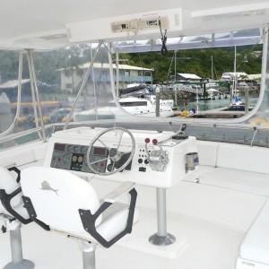 Scimitar 36 catamaran mojo