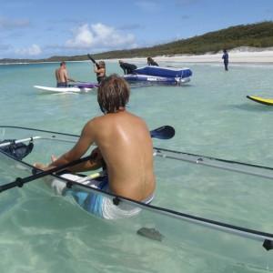 yacht charters whitsundays paddling