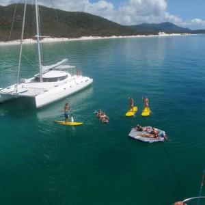 yacht charters whitsundays