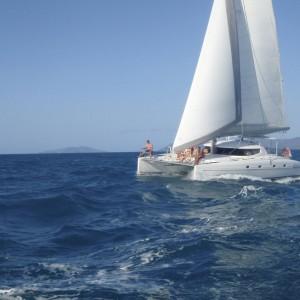 yacht charters whitsundays on ice