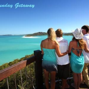 Whitsunday getaway catamaran crew