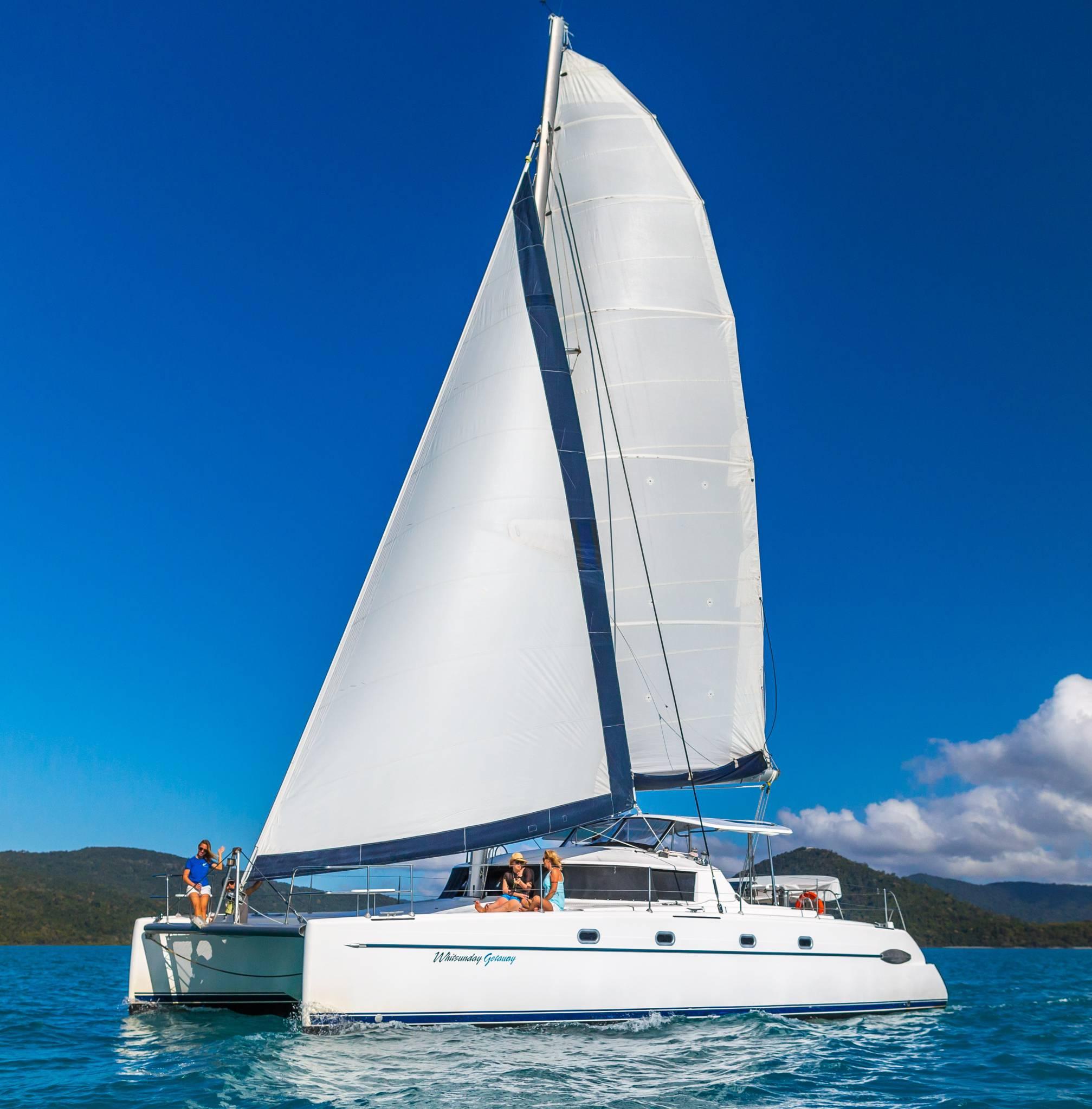 Whitsunday Getaway Catamaran Whitsunday Holidays