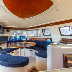 whitsunday getaway catamaran cabin