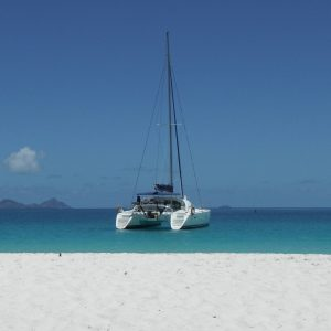 whitsunday blue catamaran yacht