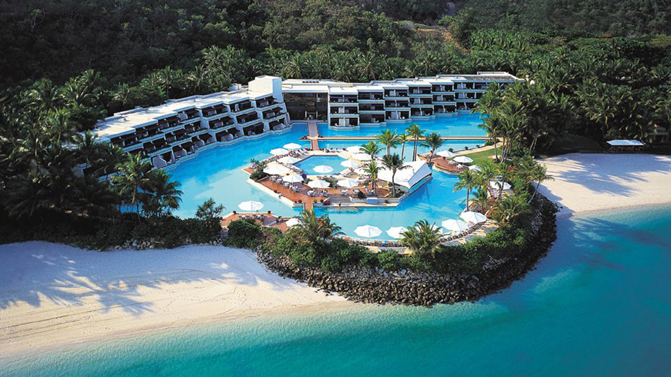 Hayman Island Luxury Whitsunday Resort Whitsunday Holidays