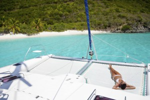 Leopard 46 Sailing Catamaran