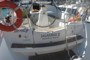 Jeanneau 36 sailing yacht