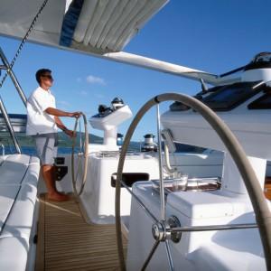 bliss yacht captain