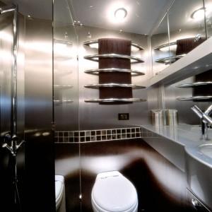 bliss yacht bathroom
