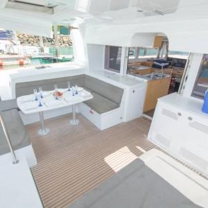lagoon 450 sailing catamaran yacht