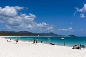 Ultimate Whitehaven Beach Hike, Hill Inlet & Lookout