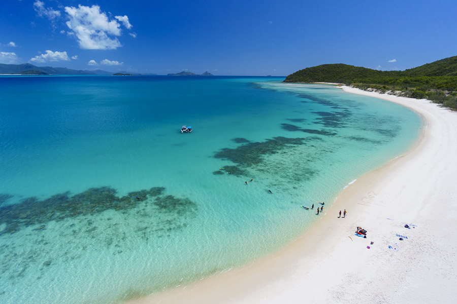 Your Ultimate Guide To Sailing The Whitsundays