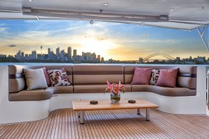 CORROBOREE Luxury Motor Yacht