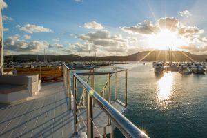 Sunset Dinner Cruise aboard MV Hamilton Star