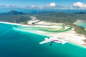 Heart Reef and Whitehaven Beach Express