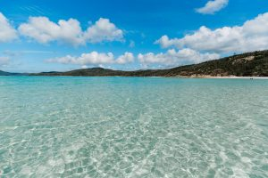 Hill Inlet at Whitehaven Beach (exp)